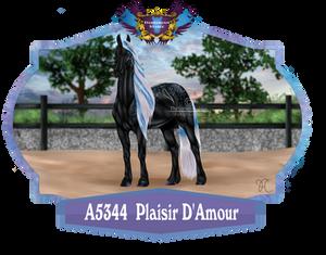 A5344 Plaisir D'Amour Lease