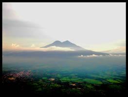 El Salvador Land of Volcanoes by carepa