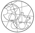 Gallifreyan: James Moriarty with Outer Circle by DoyouwantaJellyBaby