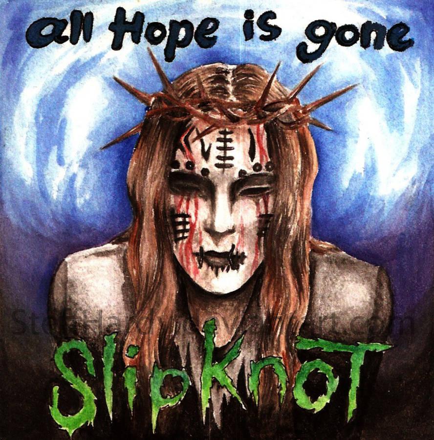 Slipknot Album Cover by SteffHardy on DeviantArt