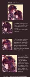 hair tutorial by celestier