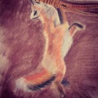 Feelin' a little foxy