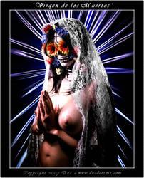 Virgen de los Muertos by dvsdetroit