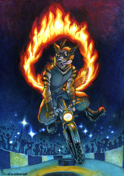 Daredevil by kattything