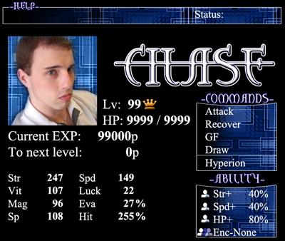 chasef's Profile Picture