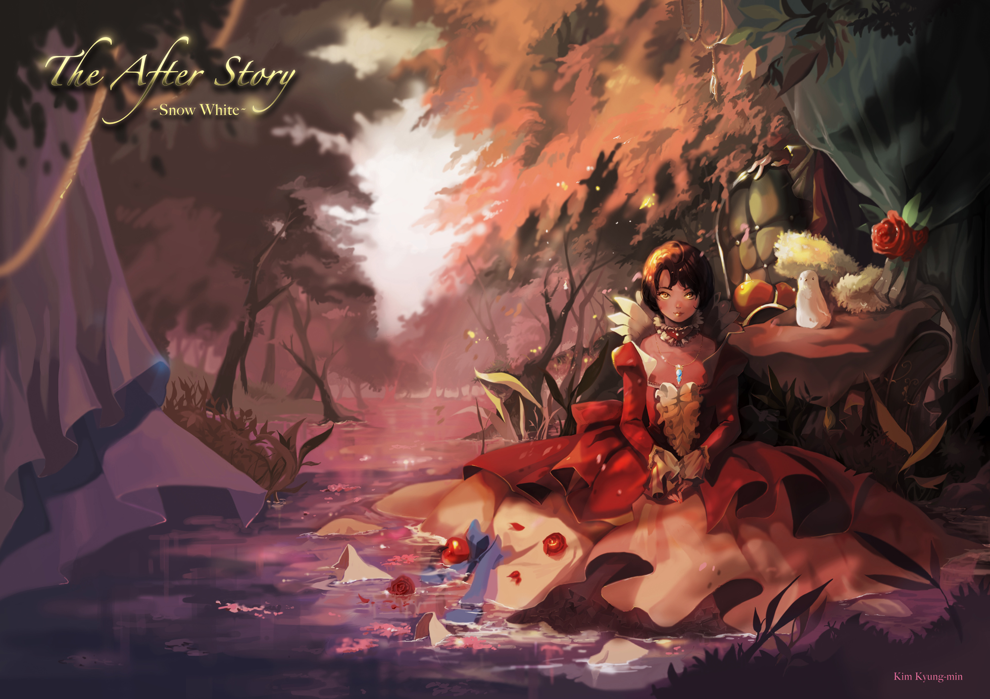 The After Story of Snow white by KimKM