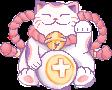 Fortune Cat by LauBun