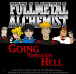 FMA: Going Through Hell Poster