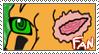 THK- Stamps: Vumbi Fan by MetalWolfGemstone