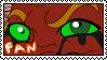 THK- Stamps: Bilashi Fan by MetalWolfGemstone