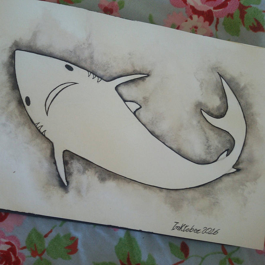 Shark by ShaneShallott