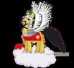 Polish Hussar Pony MLP FiM