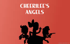 Cheerilee's Angels - Wallpaper by DiegoTan