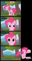 Pinkie Pie in 'Helping Hoof'