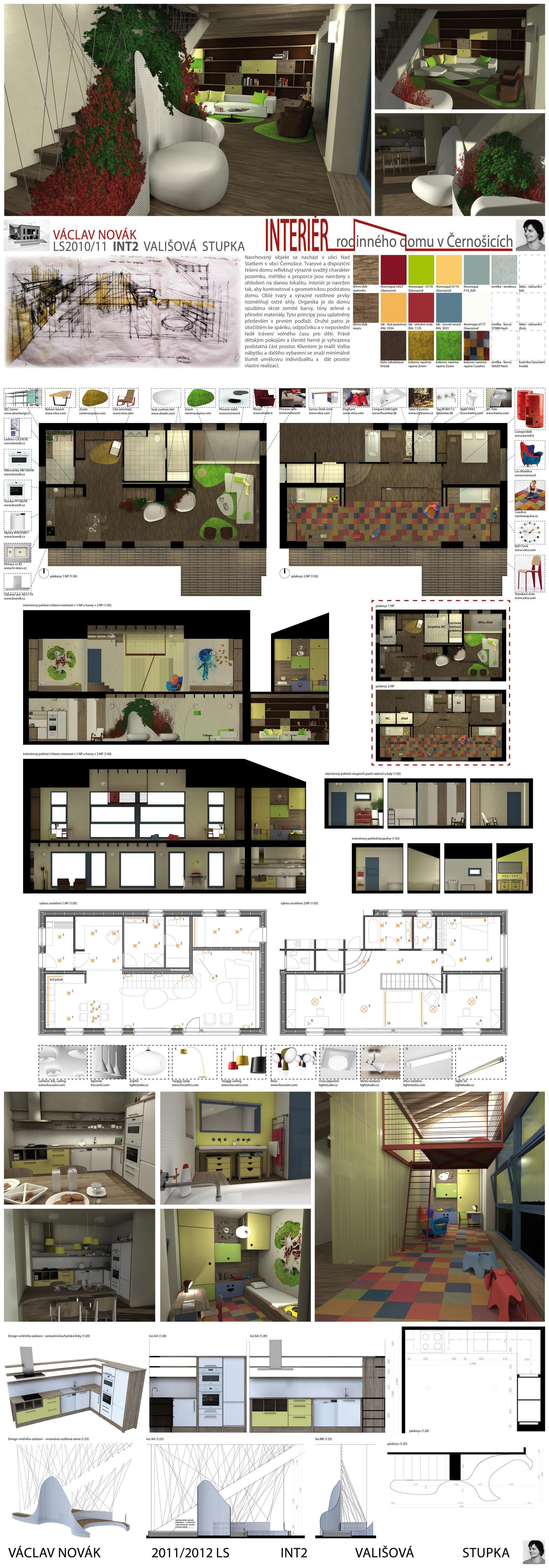 Interior Design by gajoslajos