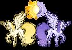 Solaris and Crescentia