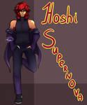 [OC] Hoshi Supernova - Human version info.