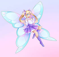 A Fairy named Ganessa! by LethalAuroraMage