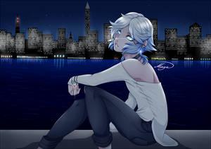 Evening time Arai