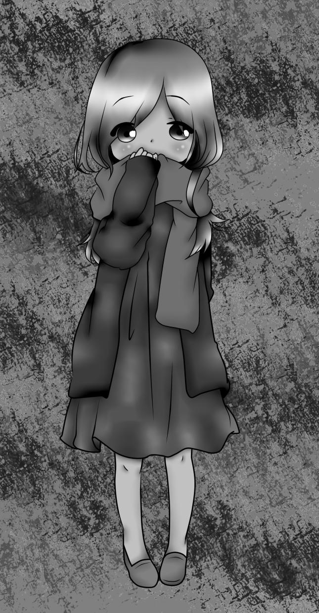 blanco y negro LynnFrost by AngelOfDeath775