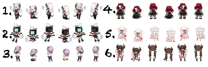 OTA Gaia Halloween Adopts { OPEN }