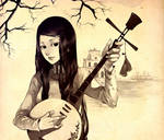 The Moon Lute