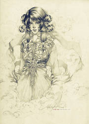 Phoebe by Claparo-Sans