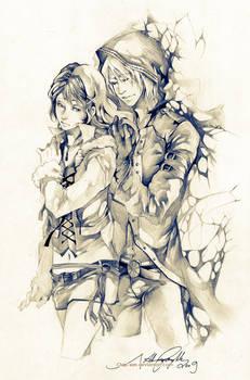 SC - Raien and Damnatus