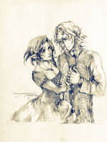 SC - Cae and Jelani by Claparo-Sans