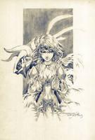 SC - The Spirit Master by Claparo-Sans