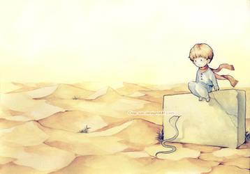 Le petit Prince by Claparo-Sans