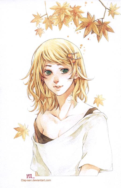 Autumn Spring by Claparo-Sans