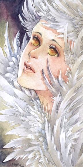 Singing Bird by Claparo-Sans
