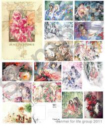 Posters-Postcards  Pre-order by Claparo-Sans