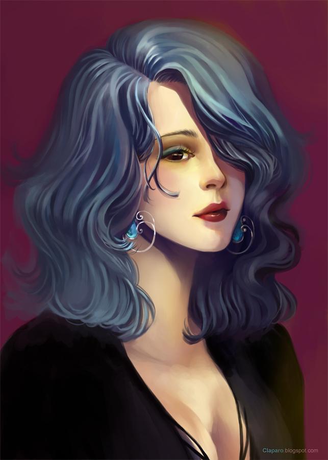 Azura by Claparo-Sans