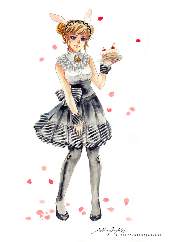 Vanilla by Claparo-Sans