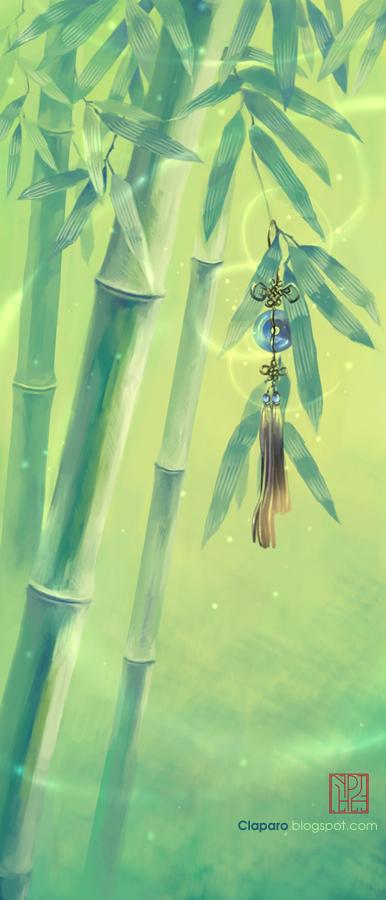 Forgotten Jade by Claparo-Sans
