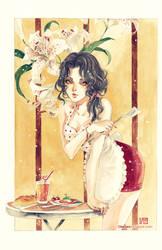 Breakfast by Claparo-Sans