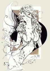 Mermaid by Claparo-Sans