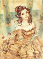 Belle by Claparo-Sans