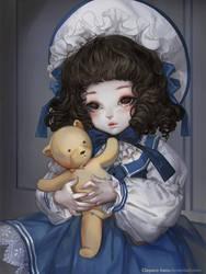 Amellia by Claparo-Sans