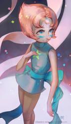 Pearl by Claparo-Sans