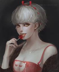 Lollipop by Claparo-Sans