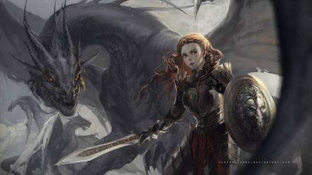 [COMM] - Rebekah by Claparo-Sans