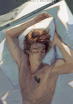 [COMM] - Lloyd sleeping