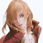 [Howl's moving Castle] - Howl Pendragon