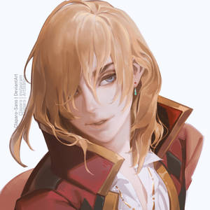 [Howl's moving Castle] - Howl Pendragon