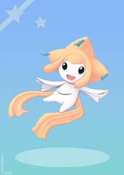 JIRACHI - Pokemon by EmeDrawings