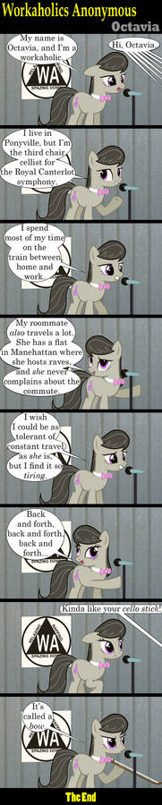 Workaholics Anonymous: Octavia