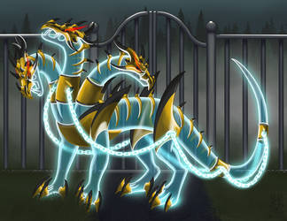 C - Gatekeeper for Dragons-knight-fire